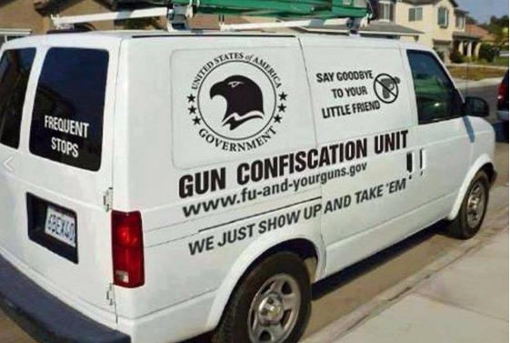 truck for guns
