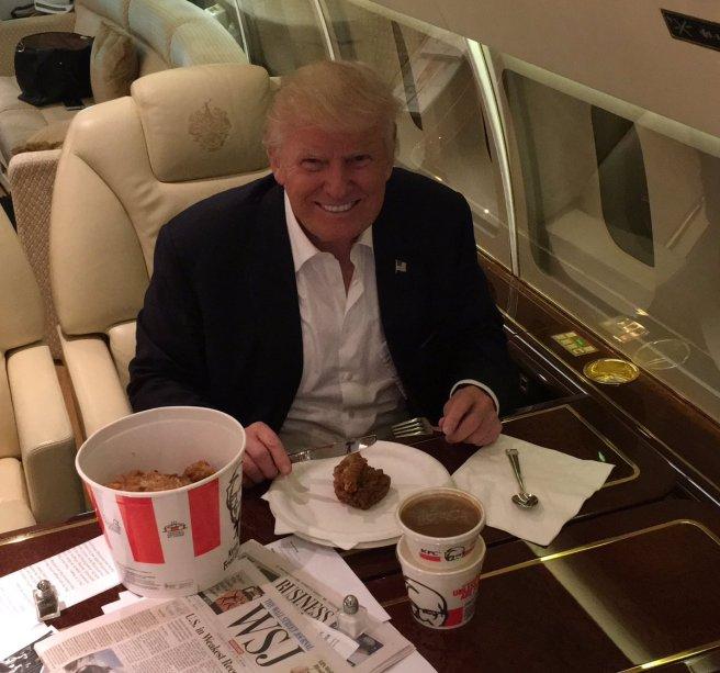 Trump KFC