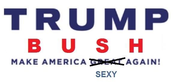 trump-bush-logo