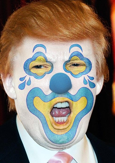 Donald Trump :: GOP Clown Candidate