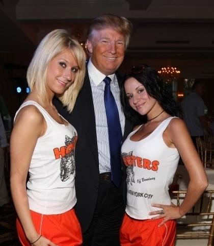 trump-hooters