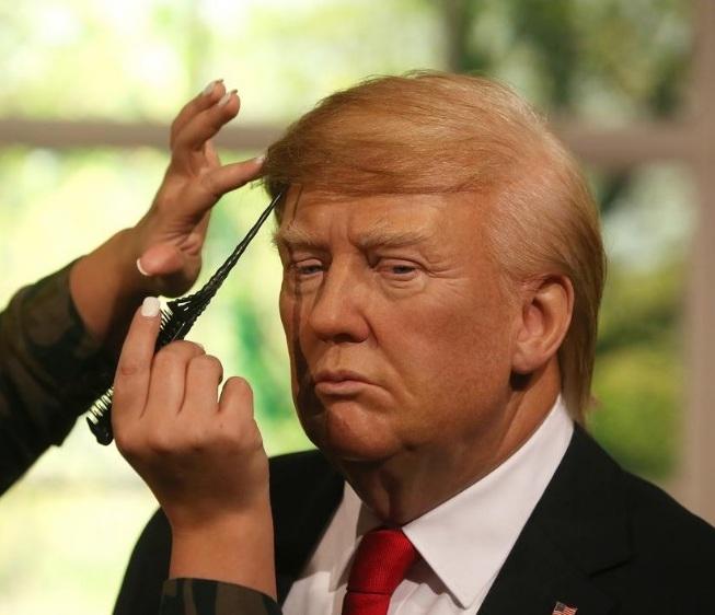 trump-wax