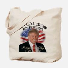 Trump bagb