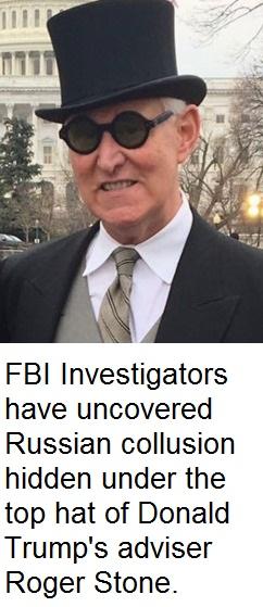 Roger stone collusion