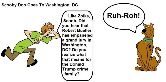 scooby doo DC