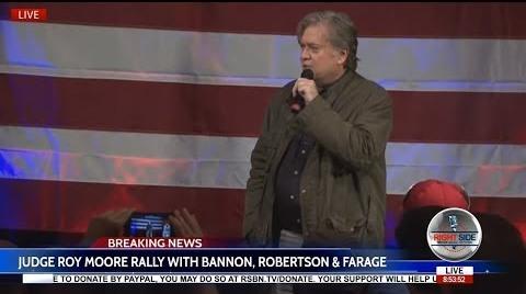 Bannon Moore Rally