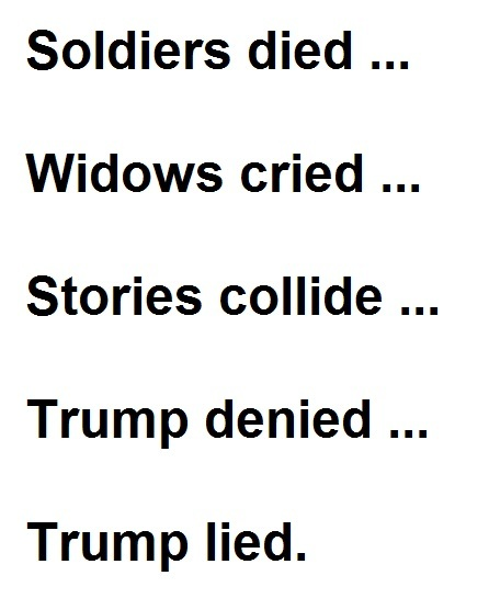 Poem for the Fallen