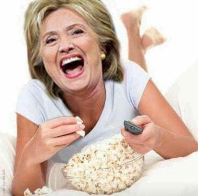 Hillary Popcorn