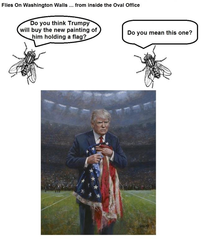 FOWW #93 Trump Flaga