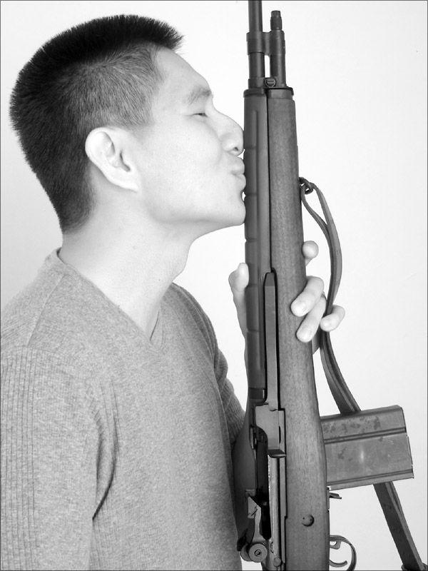 kiss gun1