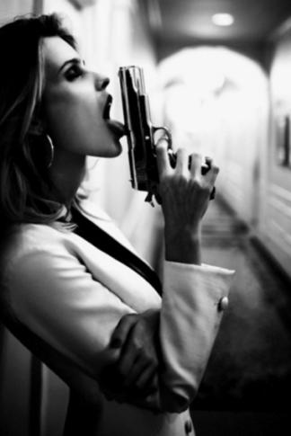 kiss gun5