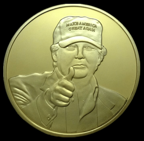medal trump