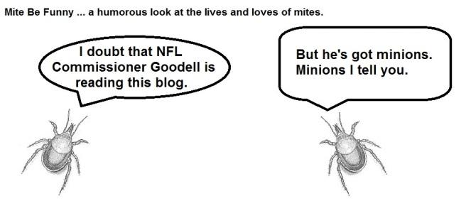 Mite Be Funny #52 Super Bowl b