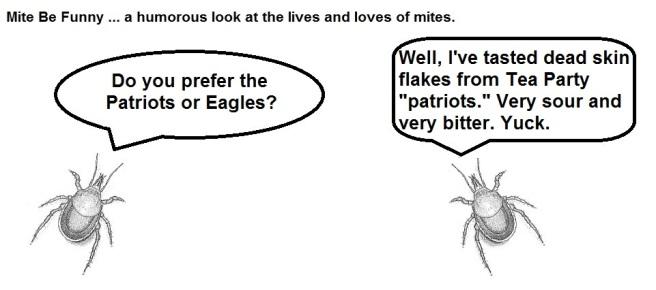 Mite Be Funny #52 Super Bowl d