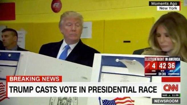 Trump peeks at ballot.jpg
