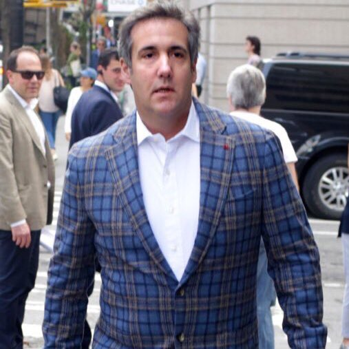 Michael cohen jacket