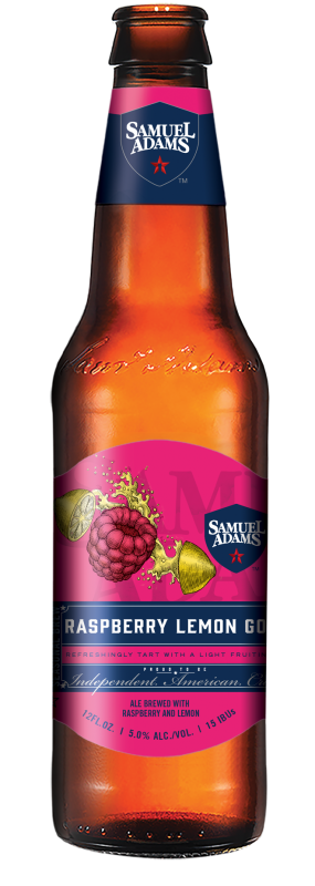 sam adams raspberry lemon gose