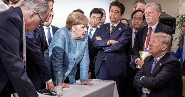 G7 Merkel