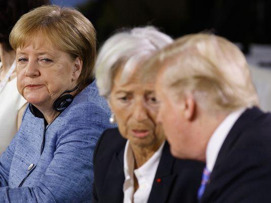 g7 trump gender