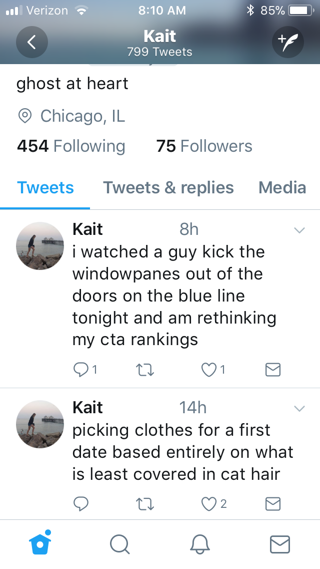 KT Tweets