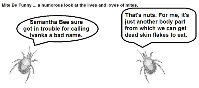 Mite Be Funny #70 Samantha Bee