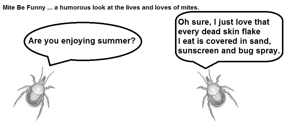 Mite Be Funny #73 Summer