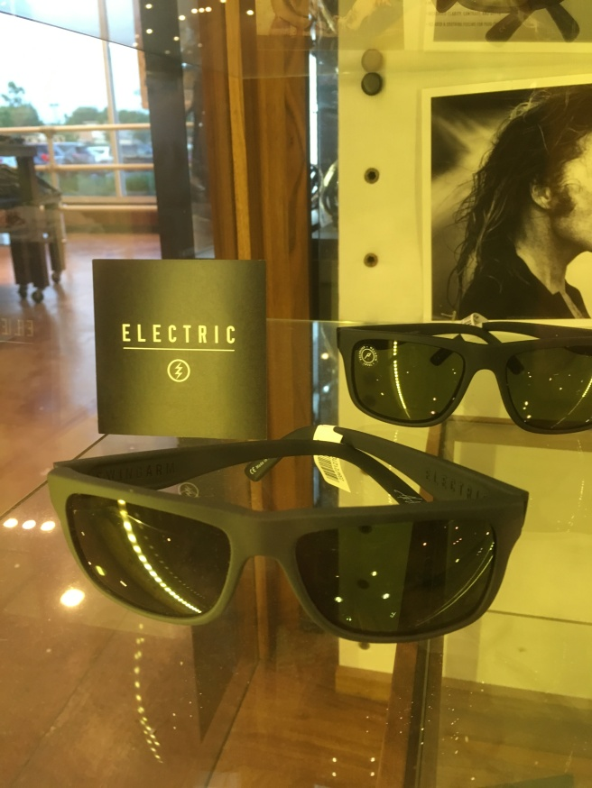sunglasses electric
