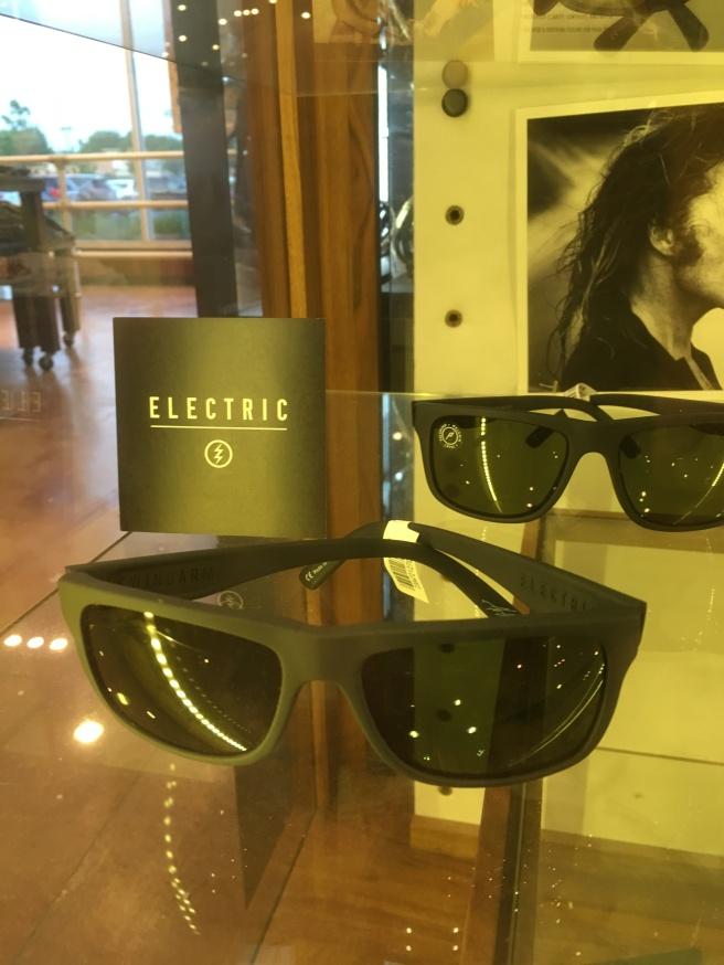 sunglasses electric