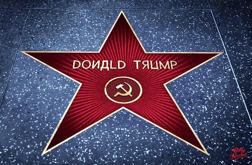 Trump Star Russian