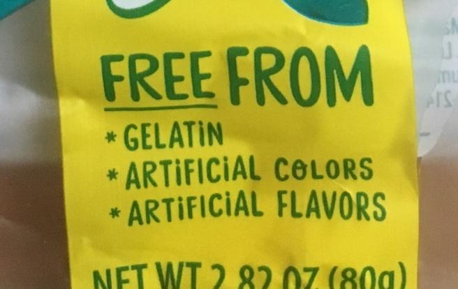 Gummy crop