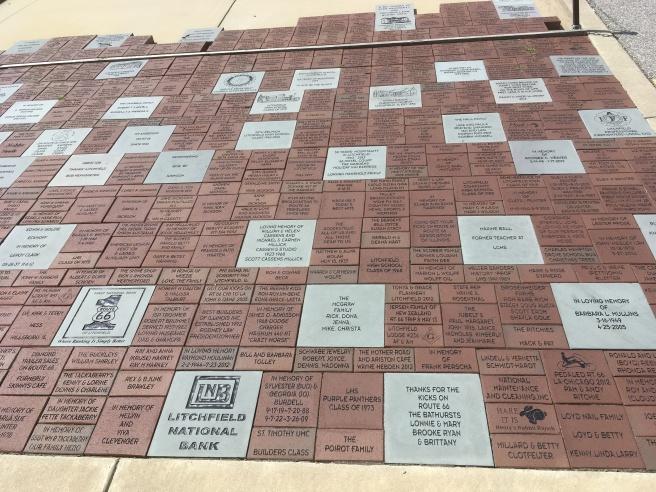 Litchfield Bricks