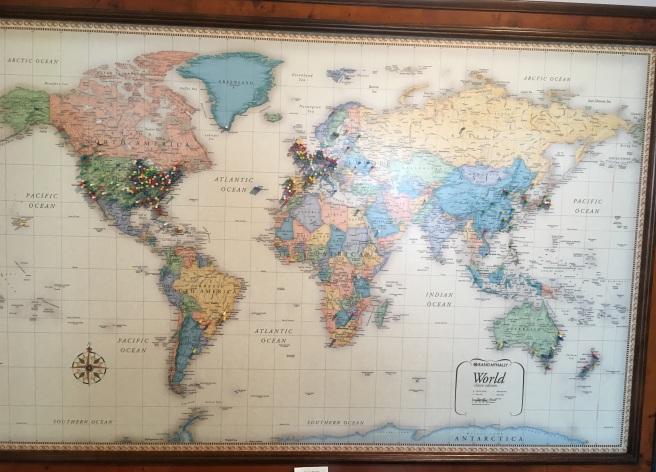 Litchfield Map