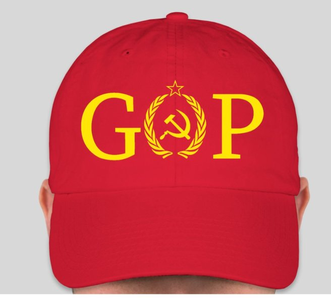 spies GOP Russia hat