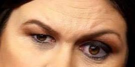 Sarah sanders eyes