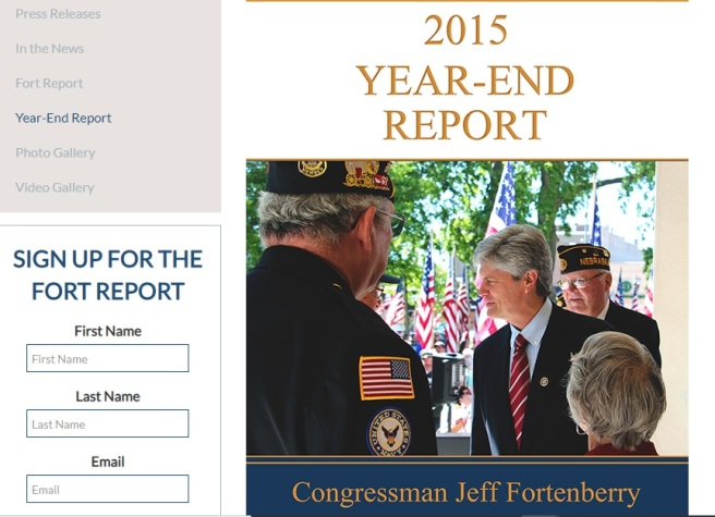 fortenberry report