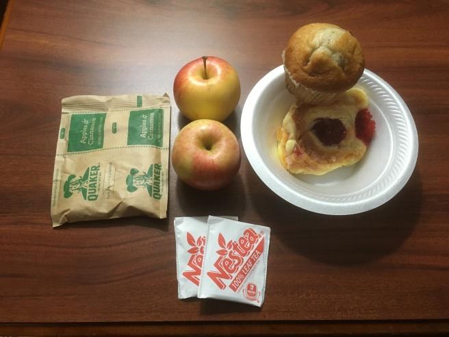 Hotel Snacks