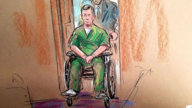 manafort wheelchair sketch