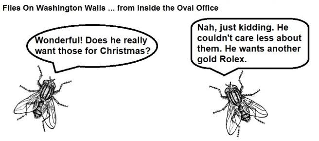 FOWW Trump Christmas #136b