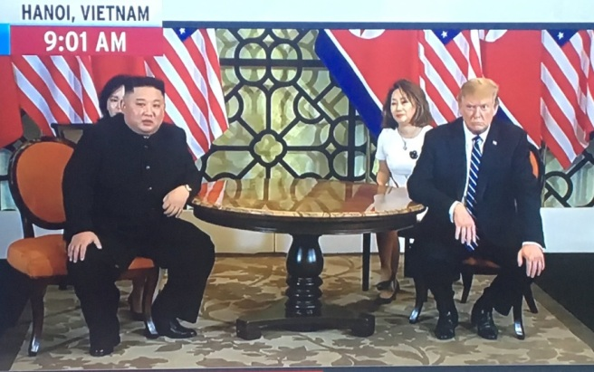 kim trump chairs