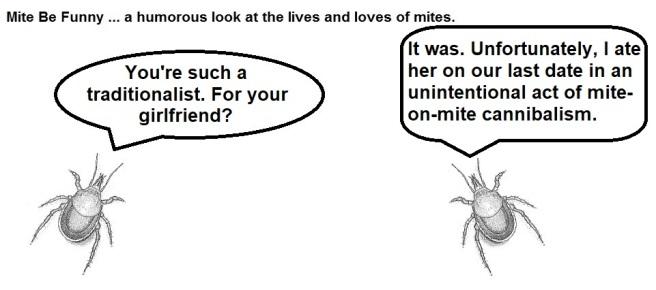 Mite Be Funny #103b Valentine's Day