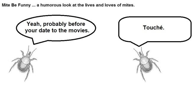 Mite Be Funny #103e Valentine's Day