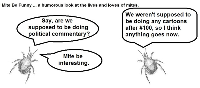 Mite Be Funny #106f Bitter