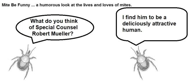 Mite Be Funny #109a Robert Mueller