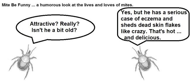 Mite Be Funny #109b Robert Mueller