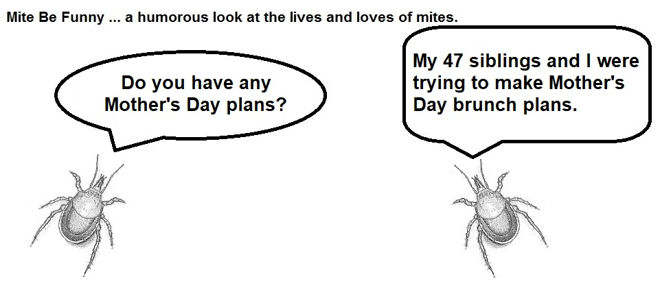 Mite Be Funny #116a - Mother's Day