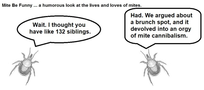 Mite Be Funny #116b - Mother's Day