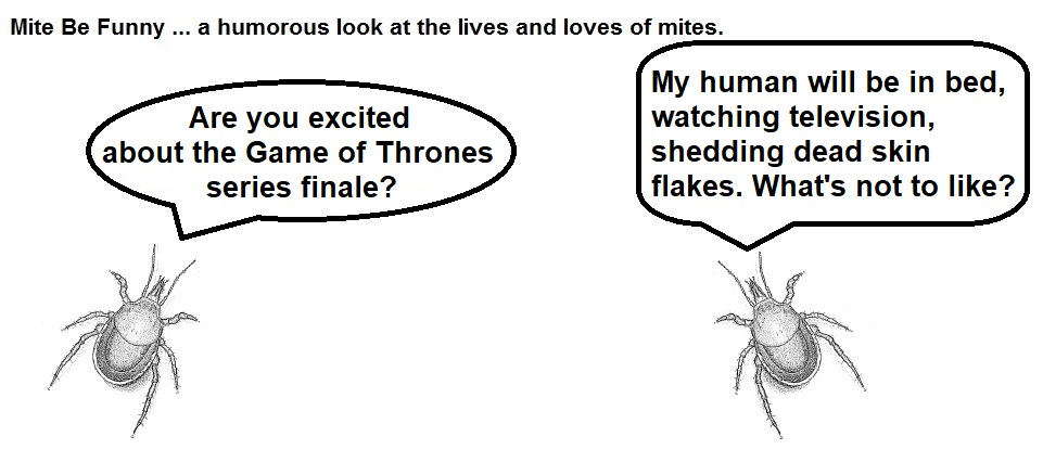 Mite Be Funny #117 Game of Thrones