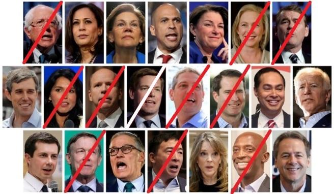 Dem Candidates 22 with swalwell