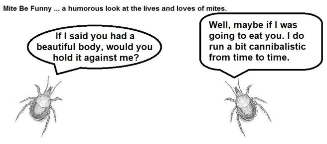 Mite Be Funny #119c Pick-Up Lines