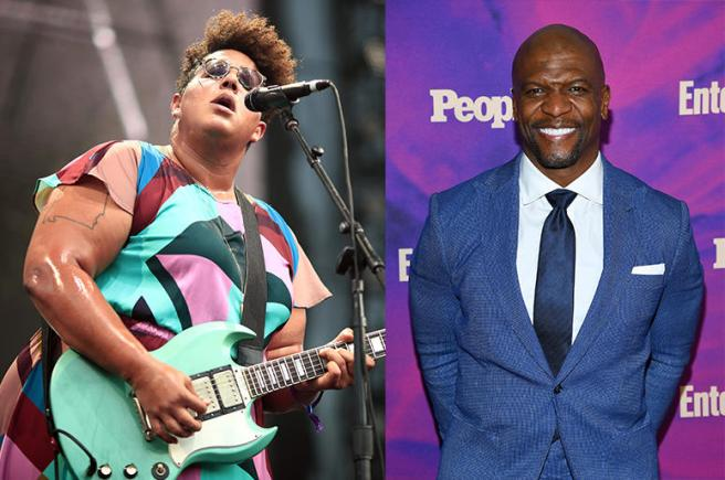 brittany Howard terry crews